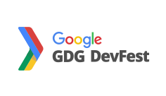 Our Product designer speak at google devfest